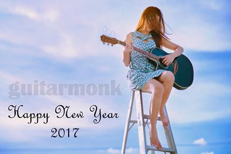 10 Guitar Resolutions - Lovers -New Year 2017