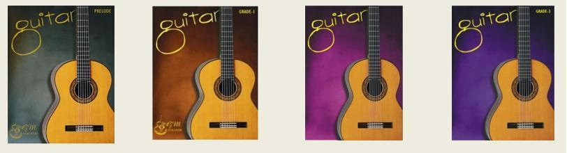 guitar books curriculum