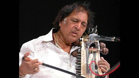ustad sultan-khan sarangi legend music