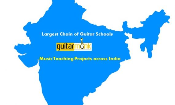 India's Largest Chain of Guitar Schools Projects, Jobs | Music Teachers Guitarists