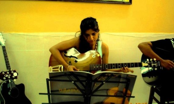 Guitar Classes in Hari Nagar Delhi