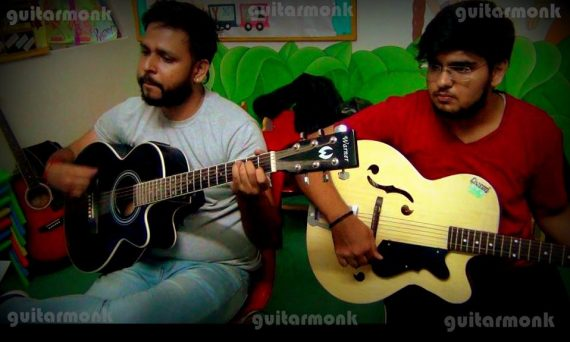 Guitar Classes in Kamla Nagar Delhi