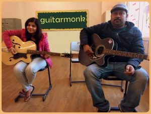 Guitar Classes in Model Town Delhi
