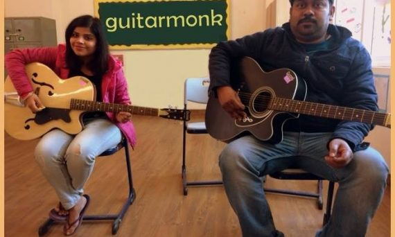 Guitar Classes in Raj Nagar Extension Ghaziabad Music Teachers, Institute Near Me