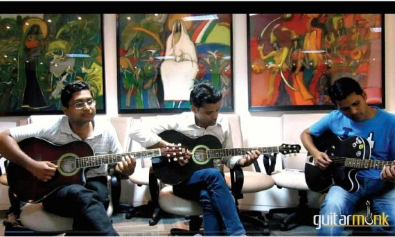 Guitar classes in Hadapsar Pune, Best Music Institute, Teachers near me