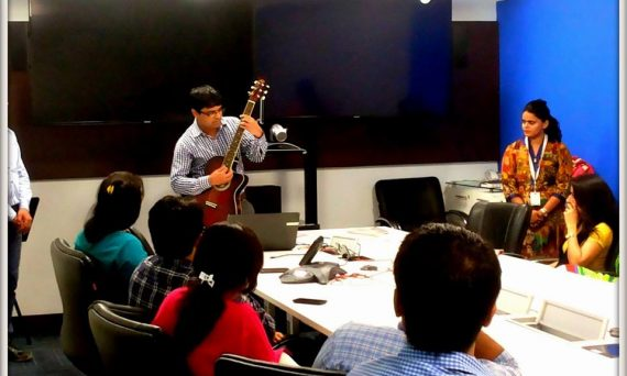 Guitar classes in Lower Parel Mumbai, Best Music Teacher, Near by me